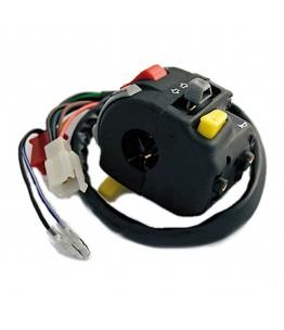 Uniwersalny przełącznik na kierownice do Yamaha ATV + MRD, lewy