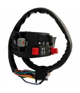 240-008 Uniwersalny przełącznik na kierownice do Honda ATV + MRD, lewy