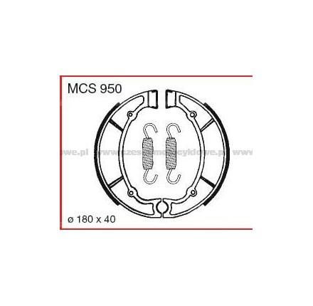 Szczęki hamulcowe TRW MCS 950