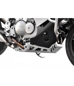 Osłona silnika Honda VFR 800 X Crossrunner srebrna