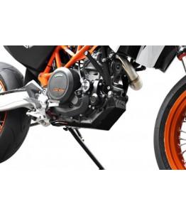 Osłona silnika KTM 690 Enduro SMC / R 08- czarny