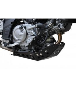 Osłona silnika Suzuki DL 650 11- czarny