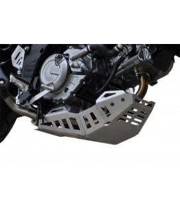 Osłona silnika Suzuki DL 650 11- srebra