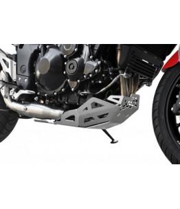 Osłona silnika Triumph Tiger 1050 06- srebrna