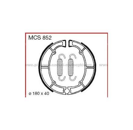 Szczęki hamulcowe TRW MCS 852