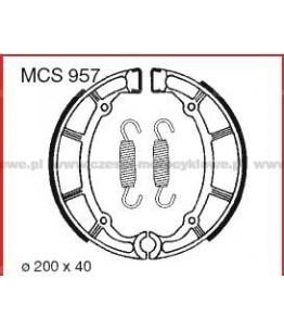 Szczęki hamulcowe TRW MCS 957