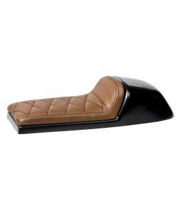 HHC53-5011VB Siedzenie Custom Cafe Racer Classic Typ 5,czarne