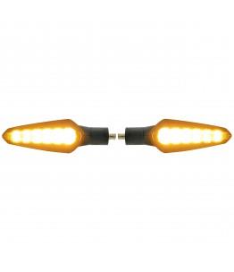 Kierunkowskazy LED Koso Nuovo czarne