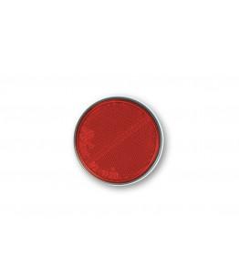 Odblask czerwony okrągły 3M