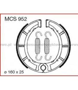 Szczęki hamulcowe TRW MCS 952