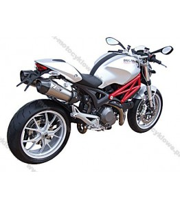Wydech ZARD Ducati Monster 696/1100, 09-