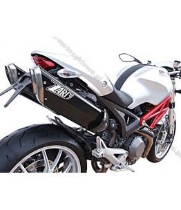 Wydech ZARD Ducati Monster 696/1100, 09-
