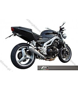 Wydech ZARD Triumph Speed Triple, 02-04