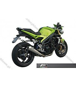 Wydech ZARD Triumph Speed Triple, 05-06
