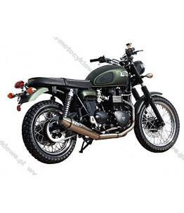 Wydech ZARD Triumph Scrambler/Bonneville/Thruxton