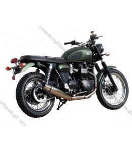 Wydech ZARD Triumph Scrambler/Bonneville/Thruxton, 08-09