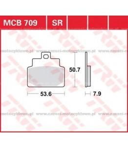 Klocki hamulcowe TRW MCB709