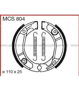 Szczęki hamulcowe TRW MCS 804