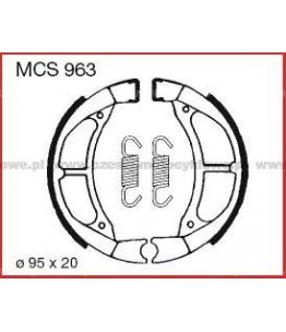 Szczęki hamulcowe TRW MCS 963