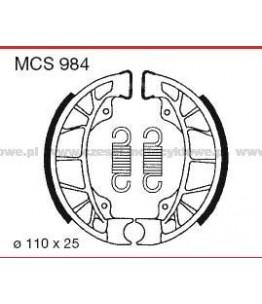 Szczęki hamulcowe TRW MCS 984