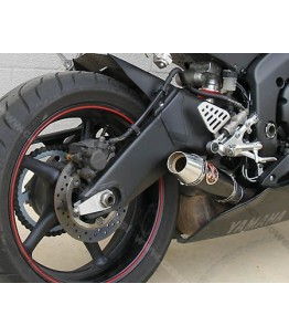 Wydech IXIL Yamaha YZF R 6, 06-07
