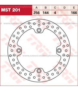Tarcza hamulcowa TRW, sztywna kod: MST 201