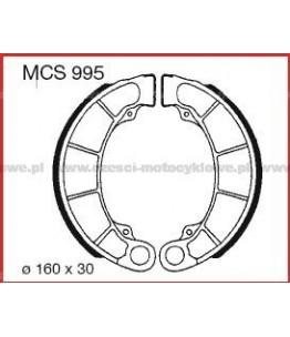 Szczęki hamulcowe TRW MCS 995