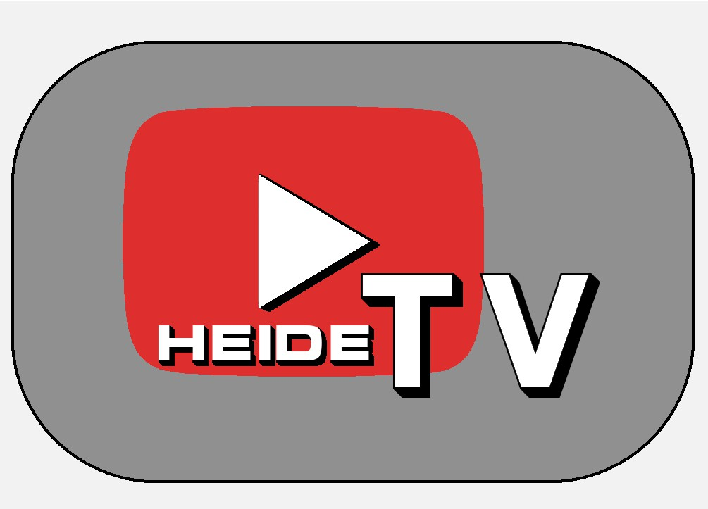 Baner do Youtobe dla HeideTV